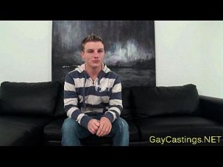 Gaycastings Twink With Big Cock Drilled