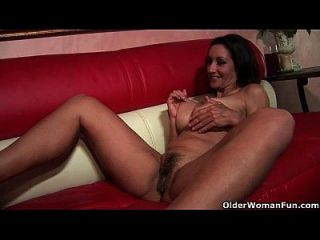 Big Titted Milf Persia Monir Gets A Facial