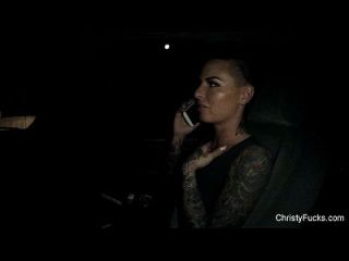 Christy Mack Behind The Scenes!