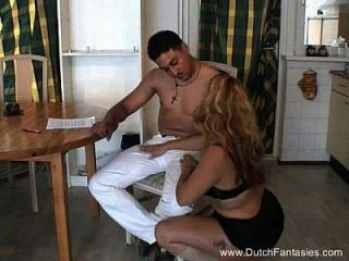 Bbw From Holland Abused Hard