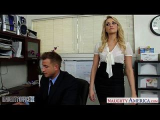 Sexy Office Babe Mia Malkova Fucking