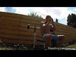 Eastboys Summer Garden 2015