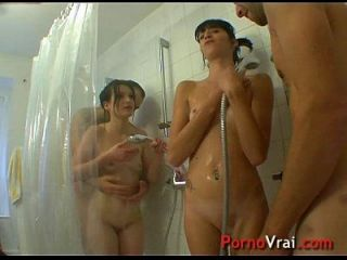 Amateur French Young Sex Party!