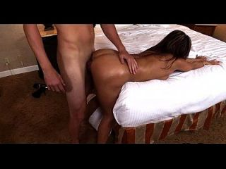 Latin Mom Gets Oiled And Pounded On yourdreamcamgirls.com