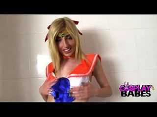 Cosplay Babes Anal Sailor Venus