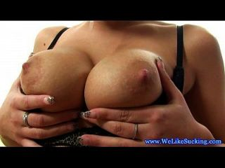 Pov Bj Action With Shorthaired Busty Amateur