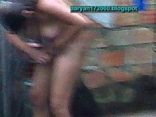 Deshi Girl Shaving