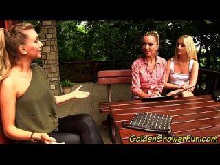Watersports Lesbians Oral