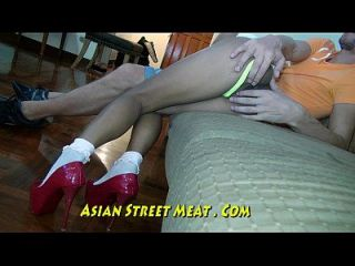 Pelvis Thrusting Beige Asian Fucker