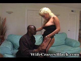 Curvy Wifey Takes New Black Cock
