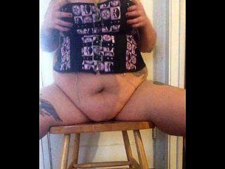 Fucking Myself Needing A Fat Cock To Sit On