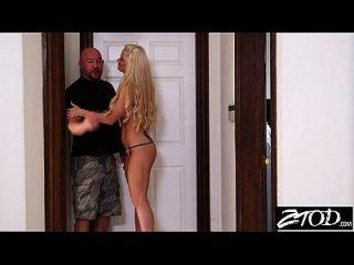 Big Tit Blond Milf Fucks Her Husbands Friends