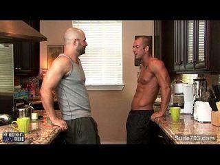 Bald Gays Suck Their Pricks