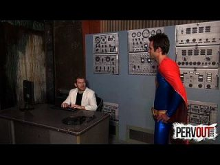 Superman Gay Double Teamed