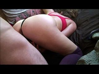 Chubby Teen Having Sex