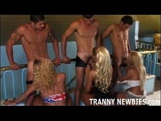 I Want My Ass To Get Gangbanged By Trannies