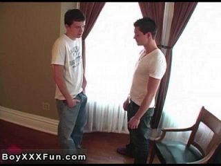 Gay Guys Bryce Met James Online In A Talk Room And The 2 Met For
