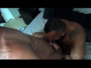 [dudes Raw] Brett Bradley And Alessio Romero