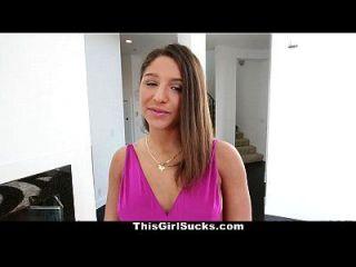 Thisgirlsucks - The Best Bj From Abella Danger