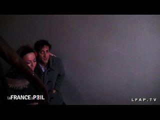 Casting Amateur Coquine Francaise Aux Gros Seins Chopee En Rue Avec Son Mec