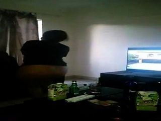 Nigeria Girlfriend Dancing With Her Big Ass - Dont Worry Babe I Ll Delete -