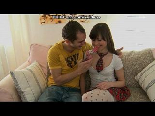Dildo And Stockings Sex Movie Scene 1