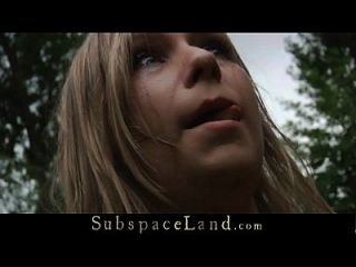 Young Innocent Blonde Inside And Outside Exploit