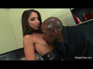 Giselle Leon Wants Black Cock