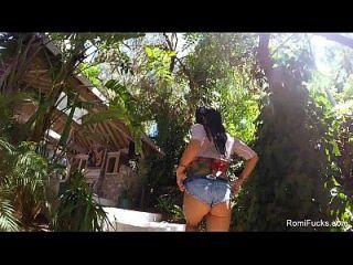 Romi Rain Takes Some Dick