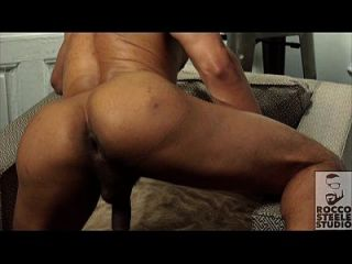 Daddy Rocco Steele Destroys His Prey