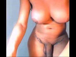 Very Hot Transsexual Cumshot - Travestisamadoras.com.br