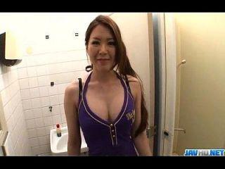 Serious Shower Adventure For Horny China Mimura