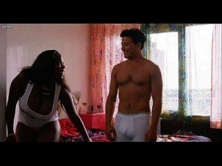 Imanuelle Grives Nude Ebony Celebrity