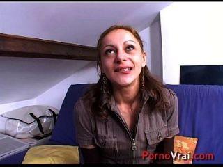 Jamais Vu Une Fille Aussi Folle De Cul Que Cette Djamy ! French Amateur