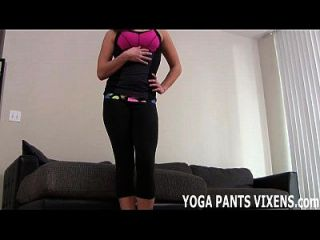 Let Me Finish My Yoga And I Will Help You Jerk Off Joi