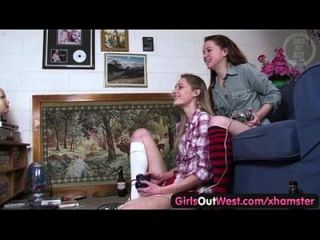 Girls Out West Hairy And Skinny Aussie Lesbian Chicks