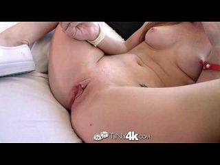 Tiny4k - Tiny Alex Wants Huge Cock In Her Tight Teen Pussy