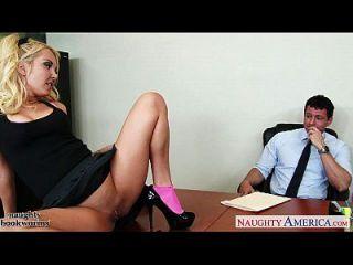 Pigtailed Geek Cutie Aaliyah Love Fucking