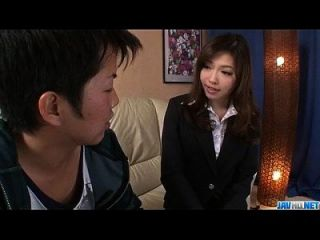 Office Blowjob By Sexy Aiko Hirose