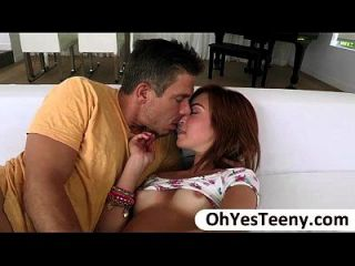 Pretty Teen Kayle Grabs A Big Dick And She Gets Fucked Hard