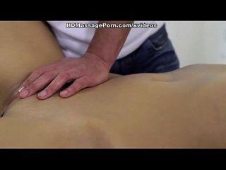 Sexy Bum Massage Makes The Girl Horny Scene 2