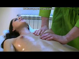 Sultry Chick Aruna Is For The Hardest Massage Fuck