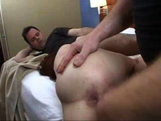 Two Guys Cum Inside My Wife