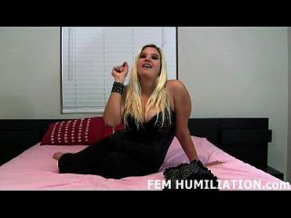 I Love Humiliating Sissy Boys Like You