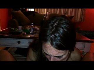 Riley Reid Blowjob At Home