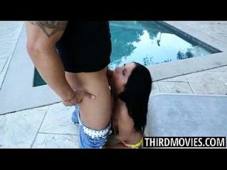 Madelyn Monroe In A Bikini Fucking