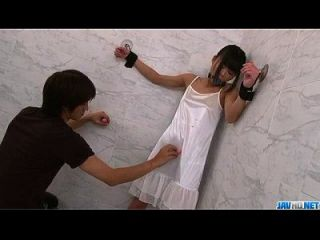 Naughty Bondage Sensations To Please Chika Ishihara