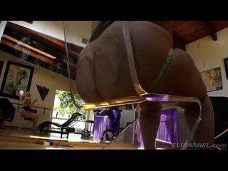 Sheena Shaw Jada Stevens Buttman Clear Chair Butts - Http://tinyurl.com/lu7zl85