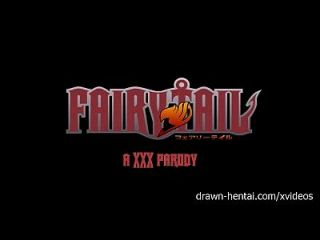 Fairy Tail - Xxx Parody Trailer 2