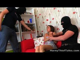 Horny Thief Tales - Emily Is A Young